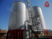 Grain Storage Steel Silo