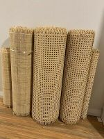 Cheap Price 1/2 Mesh Rattan Weaving Unbleached Hexagon/ Square rattan webbing cane Roll 15 meters_ Eco - friendly- sarah +84347587878
