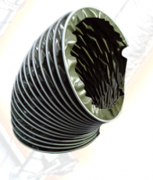 Outer clip Flexible Composite duct