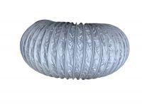 PVC vinyl Flexible duct(DEC-PVC)