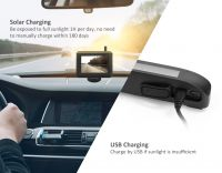 Solar Wireless Backup Camera