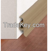 PVC Skirtingboard-Flooring Accessory