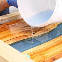Art Resin Epoxy Crystal Clear {2 Part Epoxy Resin 2 Gallon Kit Casting Resin Countertop Epoxy Wood Epoxy Resin Kit}