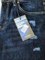 JEANS FOR MEN ATAREY-1809018 DARK BLUE