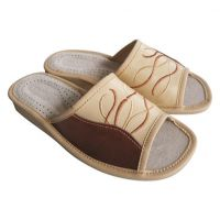 Women's, men's and children's slippers, home shoes