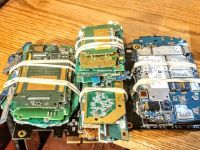 RAM SCRAP _ Computer Motherboard Scrap _ CPU SCRAP