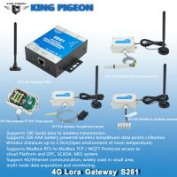 S281 Cellular GPRS 3G 4G Ethernet Modbus Lora Gateway