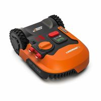 Robot Lawn mower Landroid M 500 WIFI Technology attachment of cable digital