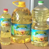 100% pure Cold Pressed oil Natural Siberian Sunflower oils