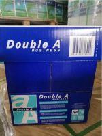 White 70 75 80 GSM A4 Paper Copy Paper , Double A White A4 Copy Paper