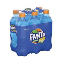 Fanta Blueberry 320ml/ Carbonated Drinks/ energy drinks