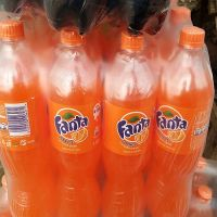 Fanta Available in 1L Bottles