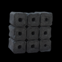 Wholesale hardwood lump charcoal/price per ton of charcoal briquettes