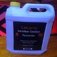 Caluanie (Oxidative Partarization Thermostat, Heavy Water) Muelear Oxidize Parteurize