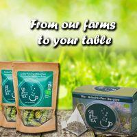 Organic Tea | Organic Mountain Tea