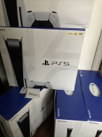 SHIPS TODAY Sony PlayStation 5 Console Disc Version - Ps5 Brand New