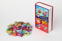 """Chocolate candys/ dragees """"Book"""""""