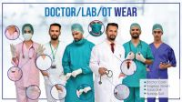 Patient Gowns, Scrub Suits, Doctor Coat, Surgeon gowns, Aprons