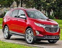 2020 2019 2018-2019 Chevrolet Equinox Premier