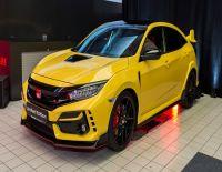 2020 2019 2018 2019 2020 Honda-Civic-Type-R-Limited-Edition