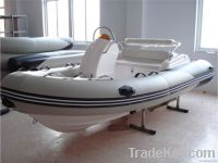 rigid infatable boat