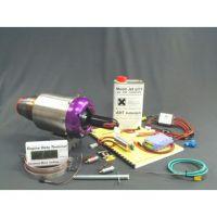 AMT Olympus HP E-start with 23,5 Kg (230N / 51,7Lbf) thrust