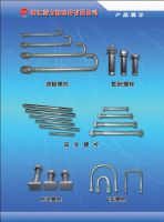 Hot Dipped Galvanized Bolts