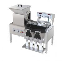 Capsule and tablets counting machine