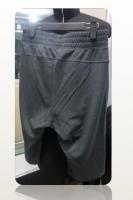 Hot Wholesale Quick Dry Elastane Nylon Shorts Cotton Knee Length Workout Fitness Leggings Running Sport Summer Men's Short Pants