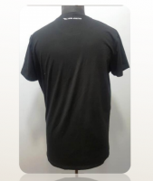 Wholesales Custom Men 95% Cotton 5% Spandex 180g Low price Plain Tshirts