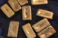 Gold Nuggets and Bullion(Bars)