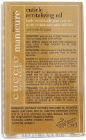 Cuccio Natural Milk & Honey Cuticle Revitalizing Oil - Lightweight Super-Penetrating - Nourish, Soothe & Moisturize - Paraben/Cruelty Free, Natural Ingredients/Plant Based Preservatives - 2.5 Oz