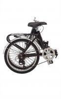 Hybrid Folding Bike, 20-in