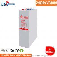 CSBattery OPzV 2V1500AH Tubular  GEL Battery for solar/Wind/ups