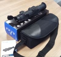 Pulsar Apex XD38 Thermal Weapon Scope