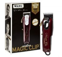 Wahl Professional 5-Star Cord-Cordless Magic Clip - Great for Barbers & Stylists - Precision Cordless Fade Clipper