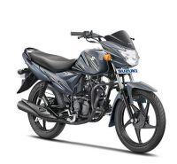 Suzuki Hayate 110CC Motorcycle    Grey