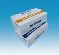Easy and safe Typhoid Ag feces Test card
