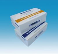 Quick test kit Typhoid Ag feces Test card