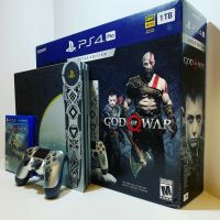 For Play Station 4 PS4 Pro God of War Limited Edition in Mint