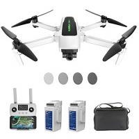HUBSAN Zino 2 Plus 4K Drone 60fps UHD Camera 3-Axis Gimbal 9KM Transmission GPS