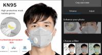 N95 and KN95  masks