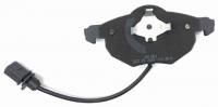 None-asbestos semi-metallic brake pads
