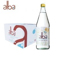 750ml Sparkling Alba Mineral Water Vietnam High Quality