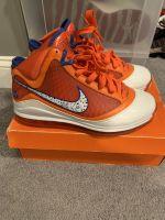 Nike LeBron Hardwood Classic 7 Orange Sample PE, Size 10