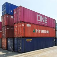 10 FT, 20 FT AND 40 FT SHIPPING CONTAINERS FOR SALE