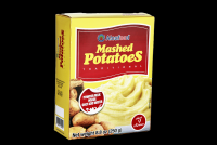Instant Mashed Potatoes 4.4 (125 grs)