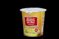 Instant CUP Mashed Potatoes for one 1.7 oz (49.5 grs) with chicken