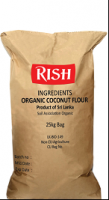 Organic Coconut Flour, Organic Coconut flour in consumer packs