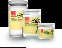 Organic Virgin Coconut Oil - Cold pressed